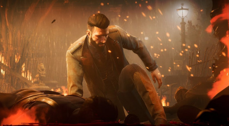 Vampyr: Becoming a Monster