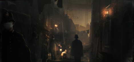 Vampyr's world revealed in new arts