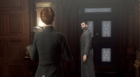 Vampyr tease ses coulisses