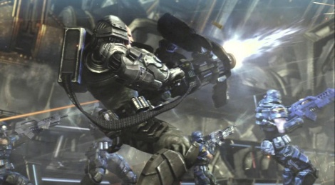 Vanquish demo video