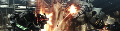 Vanquish gets some explosive images