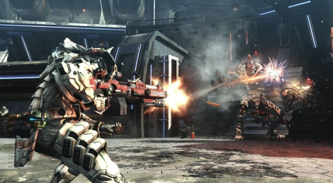 Vanquish images and trailer