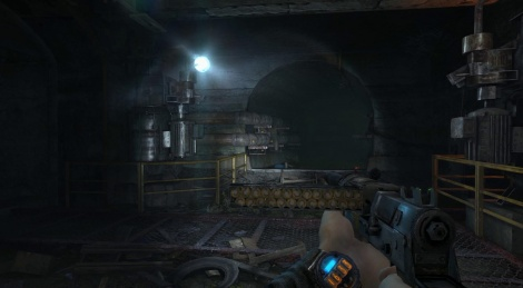 Videos of Metro Last Light's DLC