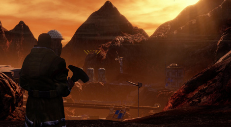 Videos of Red Faction Re-Mars-tered