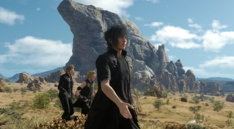 Videos of the new FFXV demo