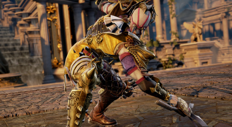 Voldo confirmed for SoulCalibur VI
