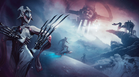Warframe: Fortuna launching this week