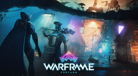 Warframe: New Open-World, Railjack, Switch