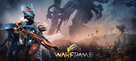 Warframe: Plains of Eidolon arrive