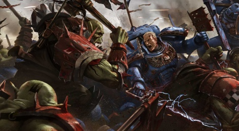 Warhammer 40K: Eternal Crusade announced