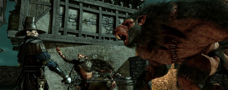 Warhammer: Vermintide new screens