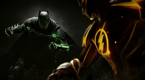 Warner Bros. announces Injustice 2
