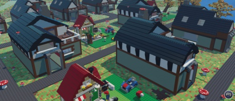 Warner Bros. unveils LEGO Worlds