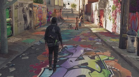 Watch_Dogs 2 HQ gameplay video