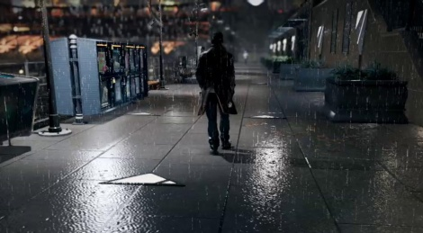 Watch_Dogs: Gameplay video