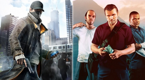 Watch_Dogs & GTA V with a GTX 1080