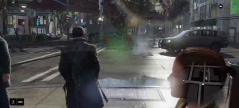 Watch_Dogs talks PS4 development