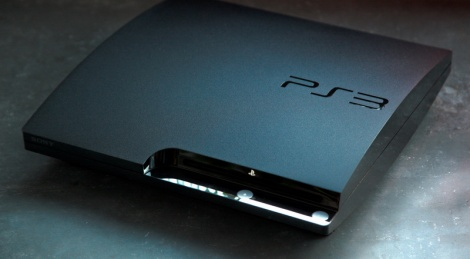 We got our PS3 Slim, took pictures of it