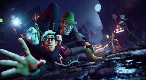 We Happy Few gets retail release date
