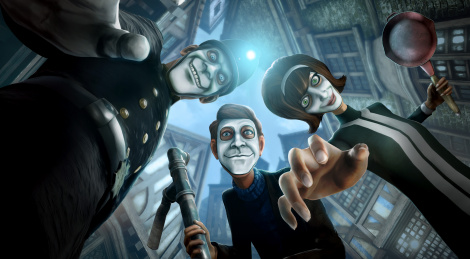 We Happy Few: new date, story teaser