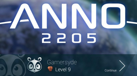 We previewed Anno 2205