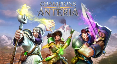 We previewed Champions of Anteria