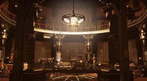 We previewed Dishonored 2