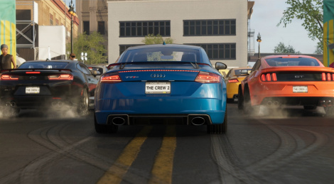We previewed The Crew 2 on XB1X