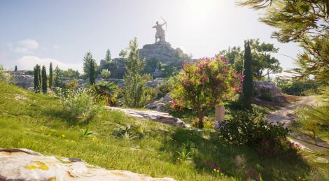We reviewed AC Odyssey
