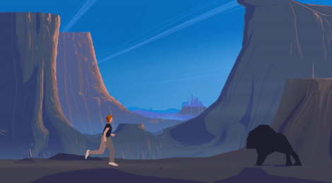 We reviewed Another World on Switch