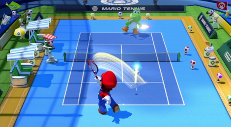 We reviewed Mario Tennis Ultra Smash