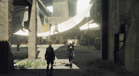 We reviewed NieR Automata on XB1X