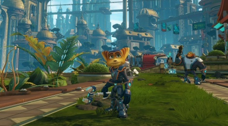 We reviewed Ratchet & Clank