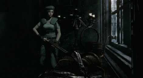 We reviewed Resident Evil