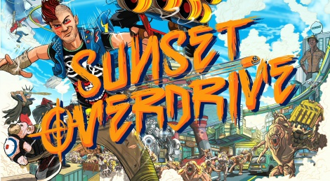 We reviewed Sunset Overdrive