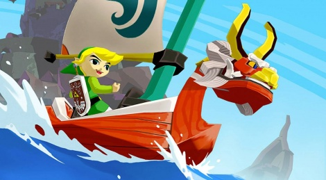 We reviewed The Wind Waker HD