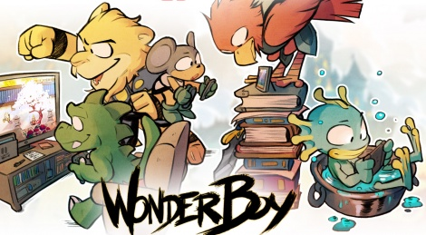 We reviewed Wonder Boy TDT