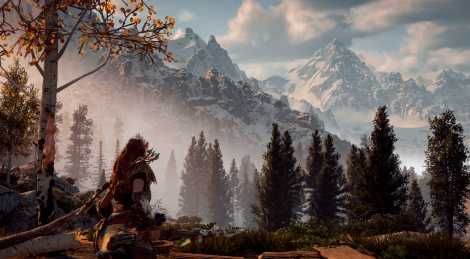 We've been playing Horizon Zero Dawn