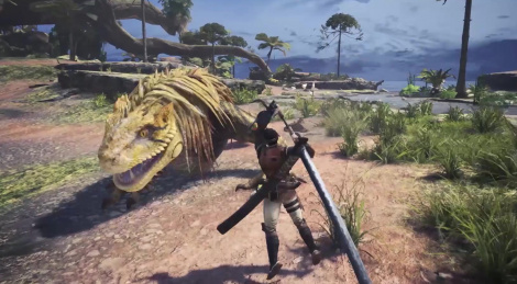 Weapons from Monster Hunter: World