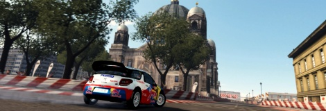 WRC 2 Unveils the Urban Stages