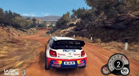 WRC 3 goes to Portugal