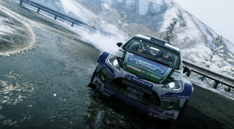 WRC 3 images and trailer
