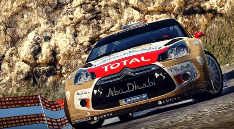 WRC 4 new screenshots