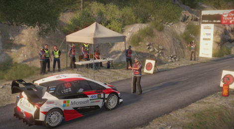 WRC 7 livestream replay