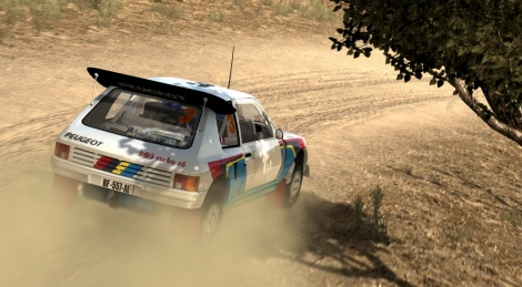 WRC: Group B cars in a DLC