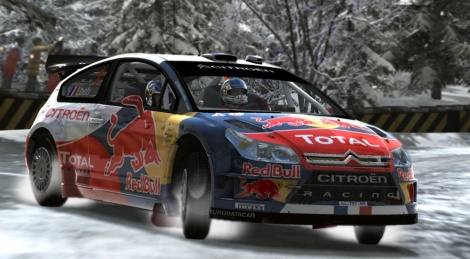 WRC: release date and images