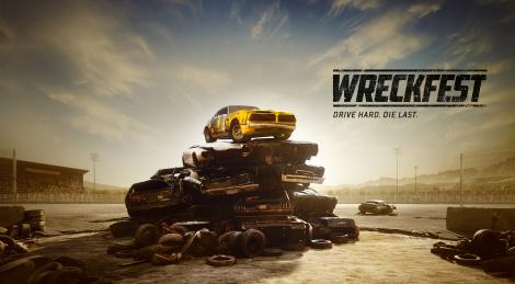 Wreckfest leaves early access June 14