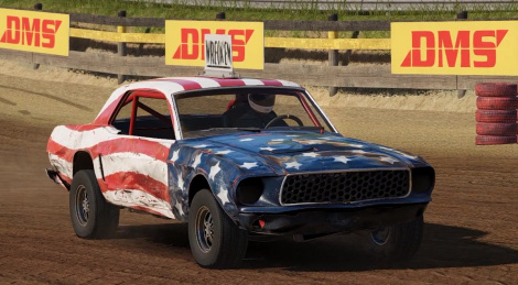Wreckfest welcomes a new track