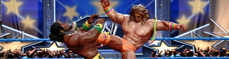 WWE All Stars: Finishing moves