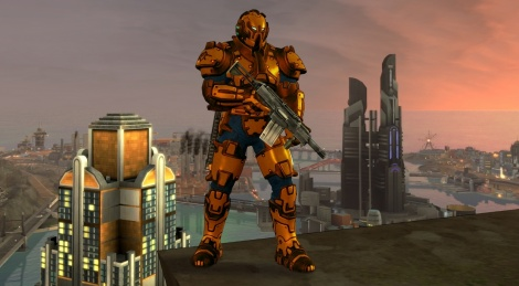 X10: Crackdown 2 images